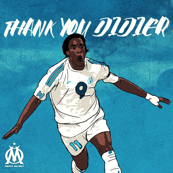 Legend. Olympien. Hero.   👏 @didierdrogba for a career that's seen & won it all.