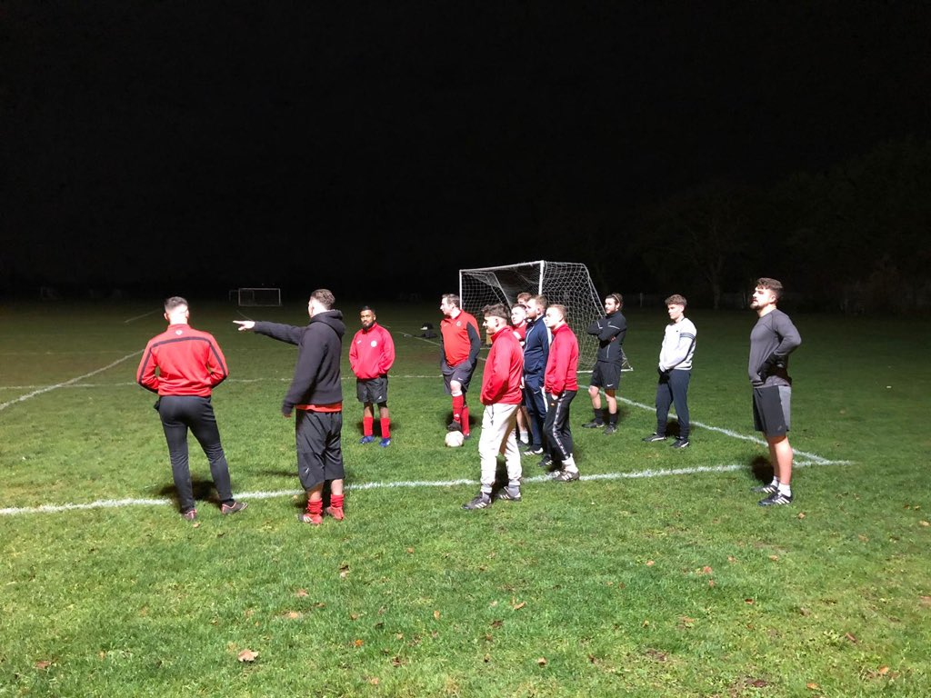Top session from the gaffa last night as we prepare for our return to league action this weekend #UTAC