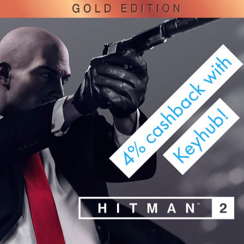 Keyhub On Twitter Find The Cheapest Seller For Hitman 2 Gold