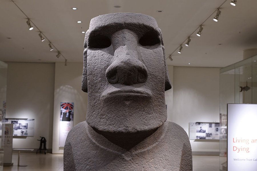 Governor of Easter Island makes emotional plea for British Museum to return spiritually important sculpture https://t.co/x7wpulzNWr