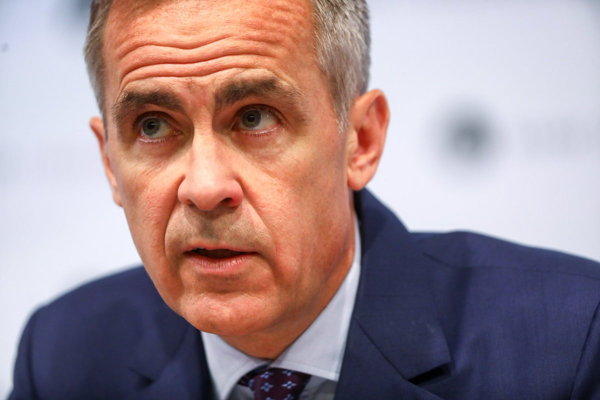 Mark Carney became a British citizen on Wednesday, fulfilling a promise made when he accepted the job of Bank of England governor in 2012 https://t.co/039QTjGje8 via  #tictocnews