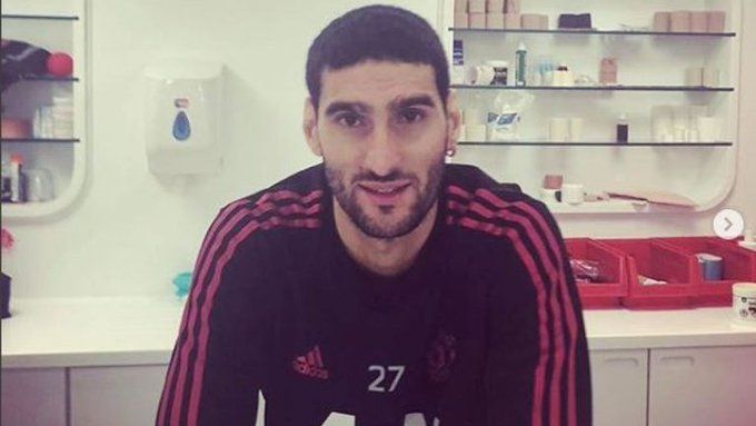 Happy 31st birthday to Marouane Fellaini, what will meme producers do now he has a new haircut?