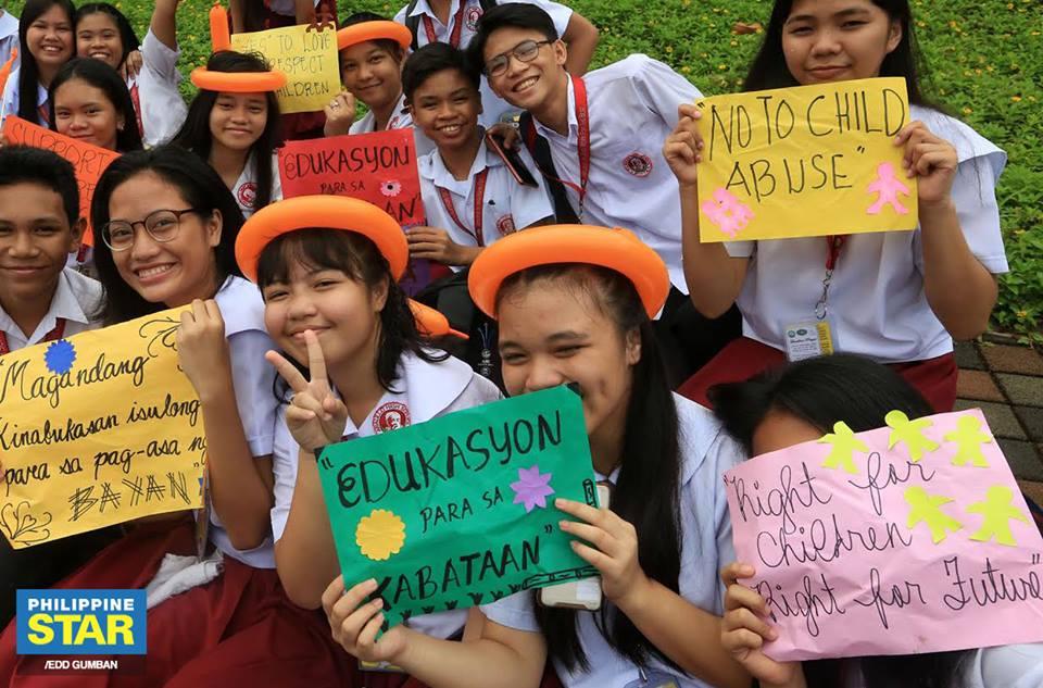 Philippine Philippine child prostitution