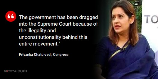 #NDTVTownhall | Congress' @priyankac19 on CBI's internal fight  #ElectionsWithNDTV #MadhyaPradeshElections2018