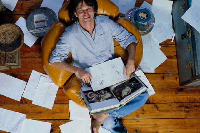 Happy birthday Terry Gilliam