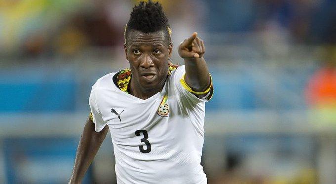 Happy Birthday to Asamoah Gyan!