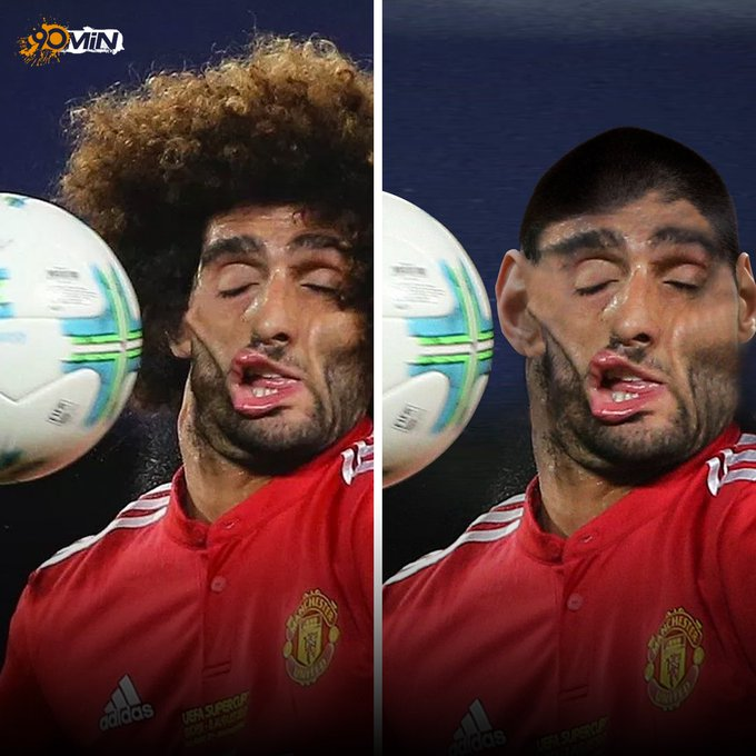 Happy birthday to the man, the myth, the meme. Marouane Fellaini.