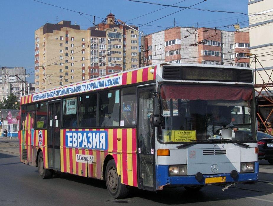 Реклама на автобусах перми фото