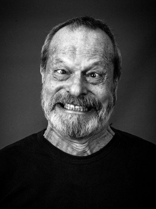 Happy Birthday Terry Gilliam!