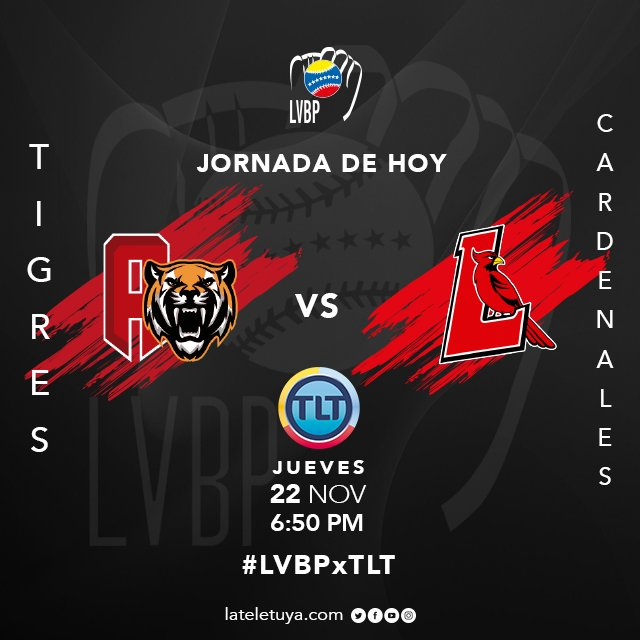 Tigres 4 - 6 Cardenales 22/11/18 DsmtHVgW0AA_K_N