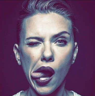 Happy Birthday my love Scarlett Johansson