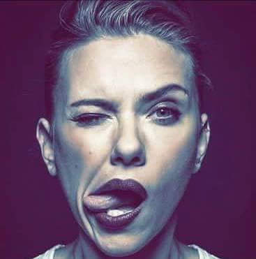 Happy Birthday my love Scarlett Johansson