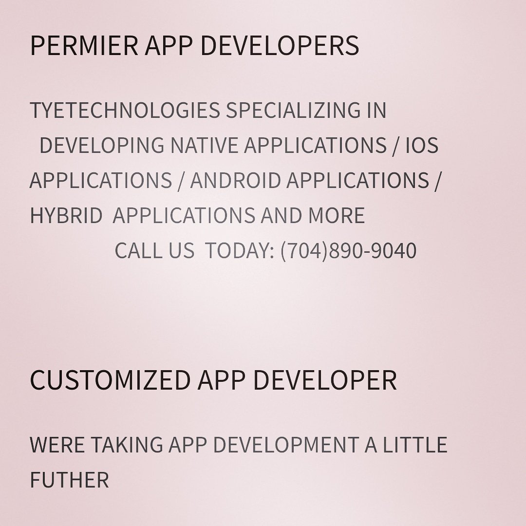 tyetechnology com