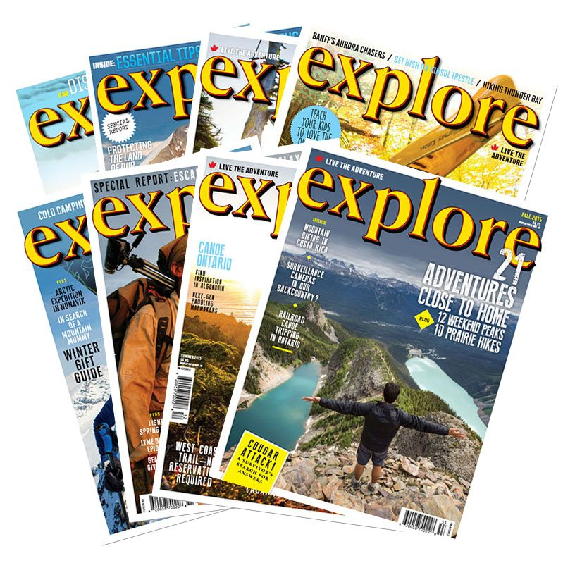 Explore Magazine on Twitter: