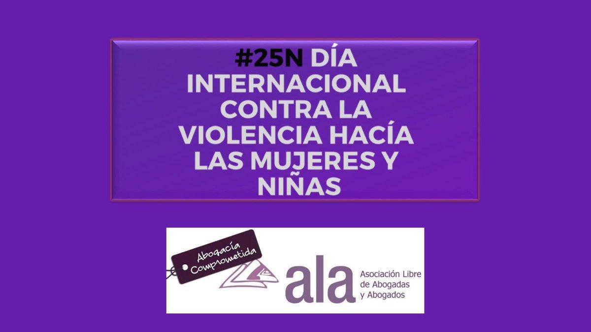 El domingo nos manifestaremos contra la violencia machista #25NFeminista