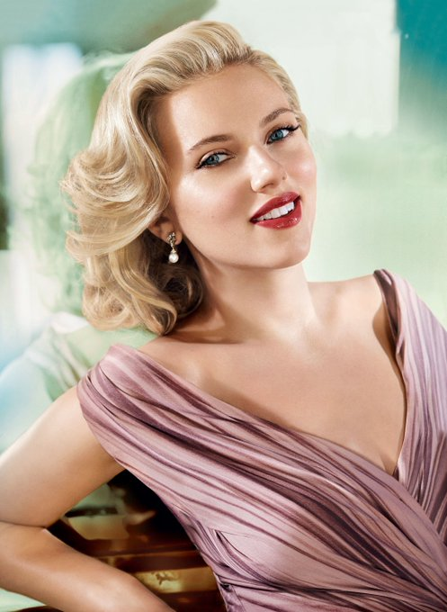 Happy birthday Scarlett Johansson! 2010 winner for A VIEW FROM THE BRIDGE