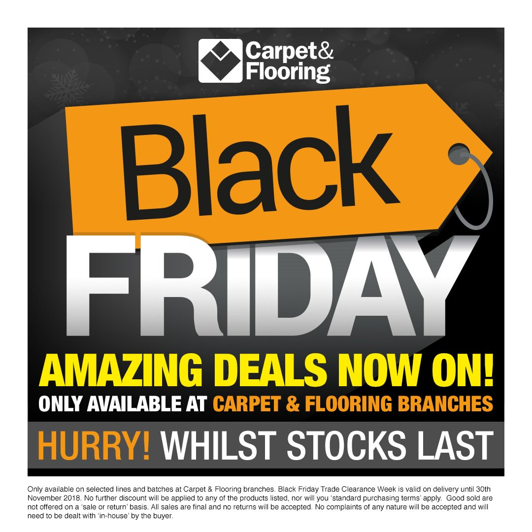 c97a0a52252c4 Don t miss our  BlackFriday Trade Clearance Week of amazing deals starting  tomorrow on selected lines and batches