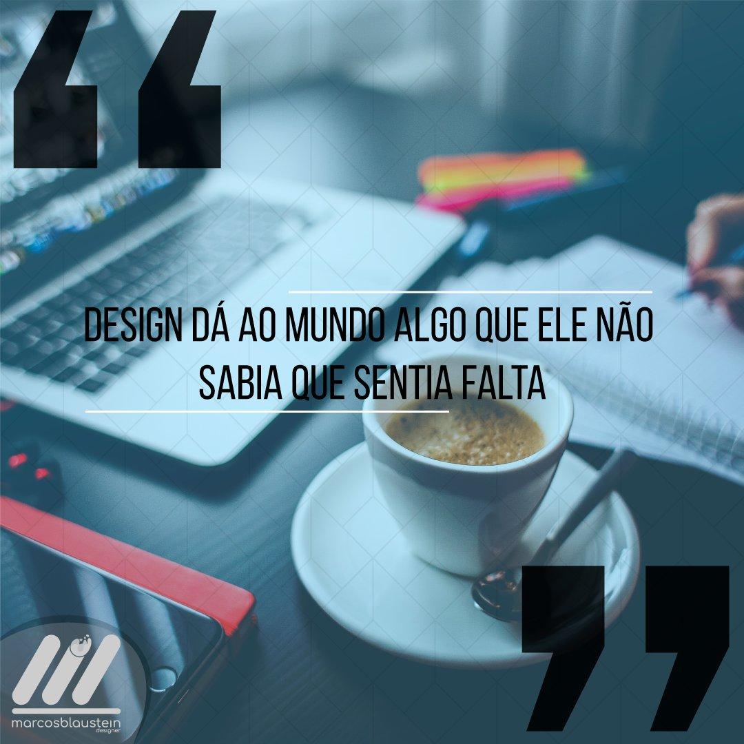 """""""Design dá ao mundo algo que ele não sabia que sentia falta""""  Vamos bater um papo e procurar melhorar os aspectos digitais da sua empresa? 😁  #propaganda #marketing #marketingdigital #mktdigital #assessoria  #gestaodeconteudo #gestaomidiassociais #socialmidia #design"""