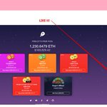 Image for the Tweet beginning: Please recommend @FireLottery DAPP to