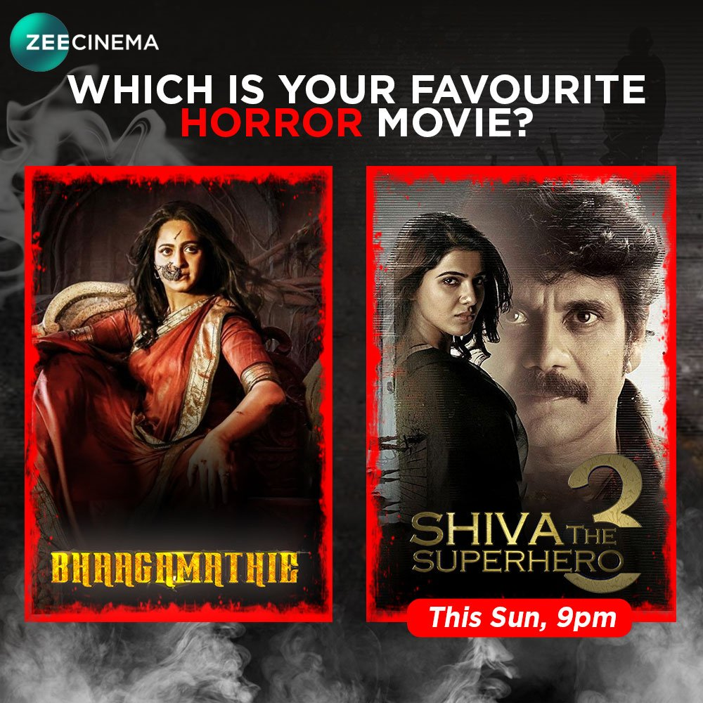 Zee Cinema On Twitter Out Of The Two Which Horror Film Is Your