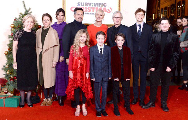 Surviving Christmas Cast.Surviving Christmas With The Relatives On Twitter In Case