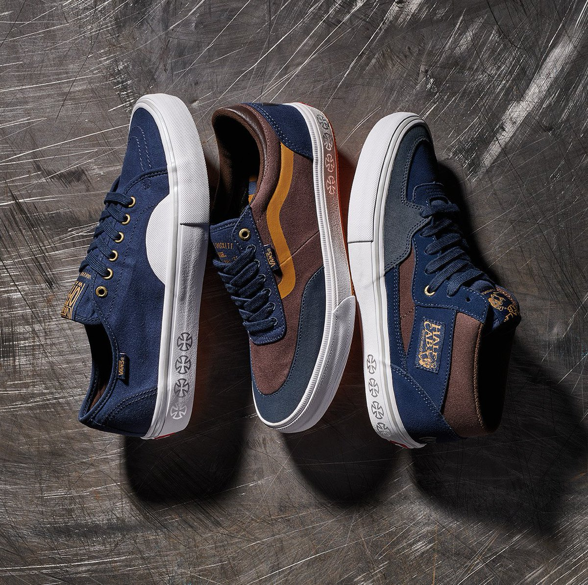 9117562ba4 The Vans X  IndpndtTruckCo collection is now available in new pieces and  colors. Check out the full line at your local skate shop or on http   vans.eu  ...