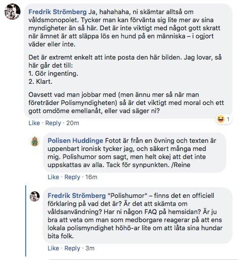 Fredrik Strömberg on Twitter