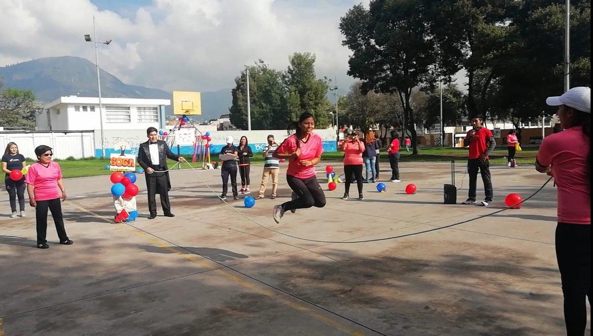 Deporte Ecuador On Twitter Con Juegos Tradicionales Como El