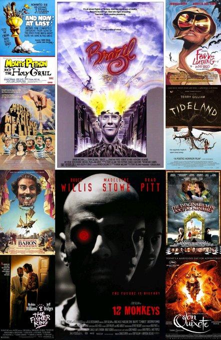 ¡Happy birthday Terry Gilliam!