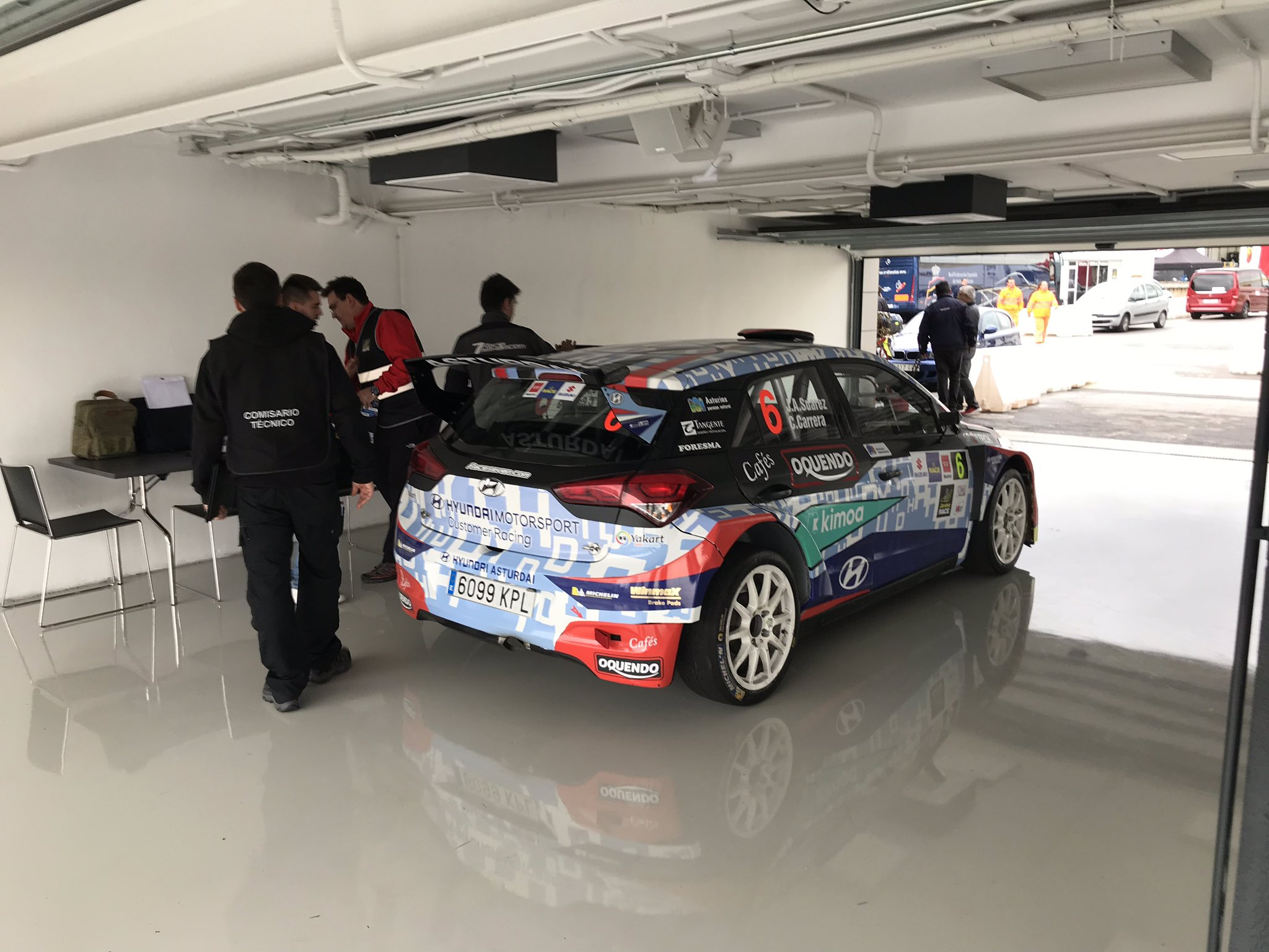 CERA: 9º Rallye Comunidad de Madrid - RACE [23-24 Noviembre] - Página 2 DsnXOD5WwAINcoO