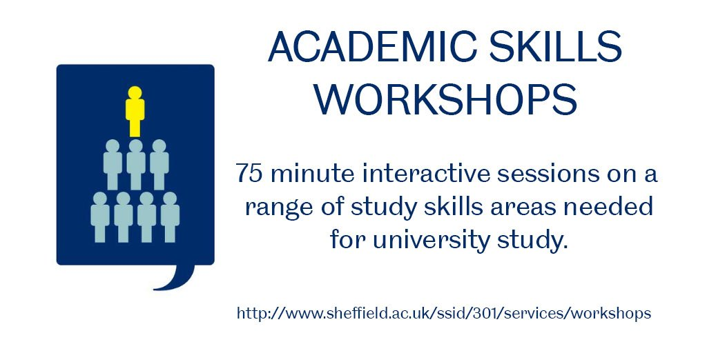 Image result for 301 academic skills centre sheffield
