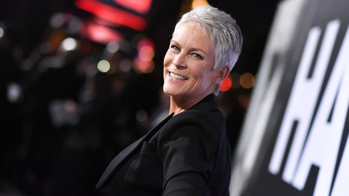 Happy Birthday Jamie Lee Curtis!!! Thank you for the joy you have brought me