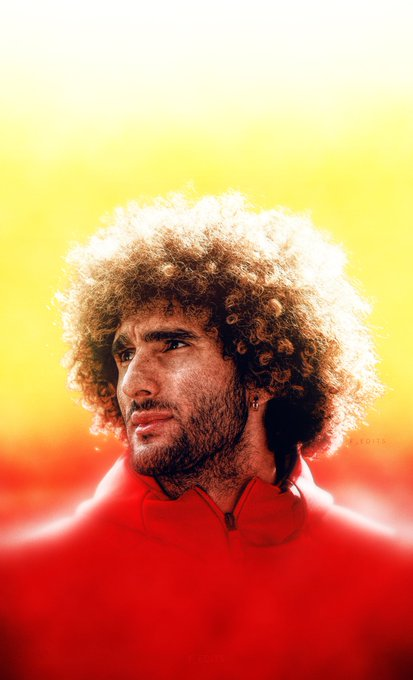 Happy Birthday to the Man, the Myth, the Legend: Marouane Fellaini