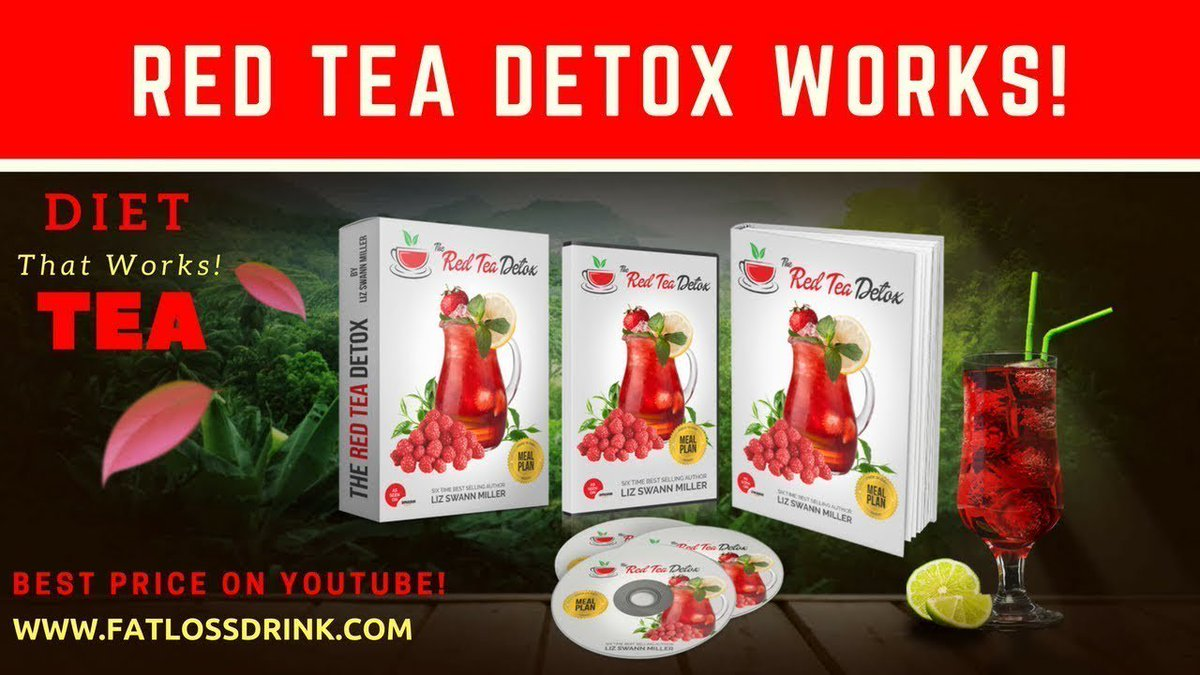 @MuscleFitTone: https://t.co/Wh23VTZZuA - Red Tea Detox Recipes to Lose Weight Fast   Weight Loss Recipes https://t.co/eh0wkqsxUP