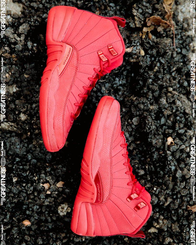 foot locker gym red