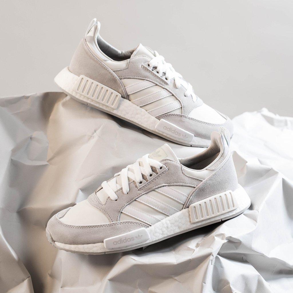Adidas Boston Super X R1 •Cloud White