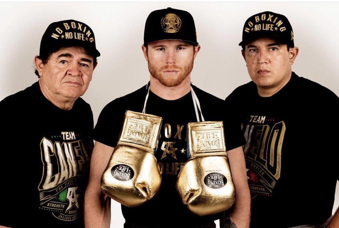 Boxeo: Saúl 'Canelo' Álvarez vuelve a poner el dedo en Floyd Mayweather