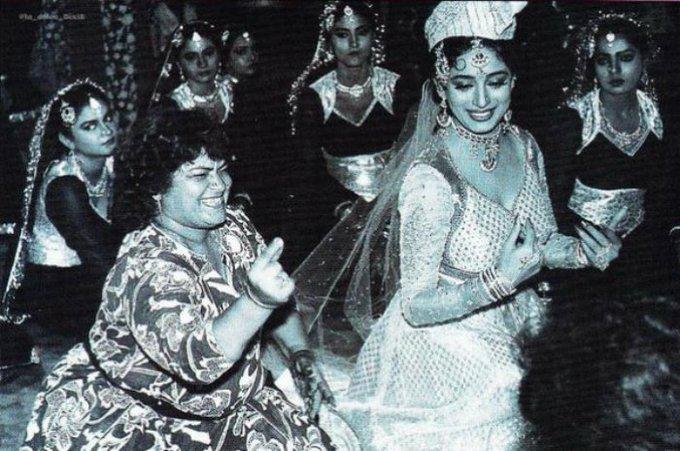 Happy Birthday Saroj Khan Ji!