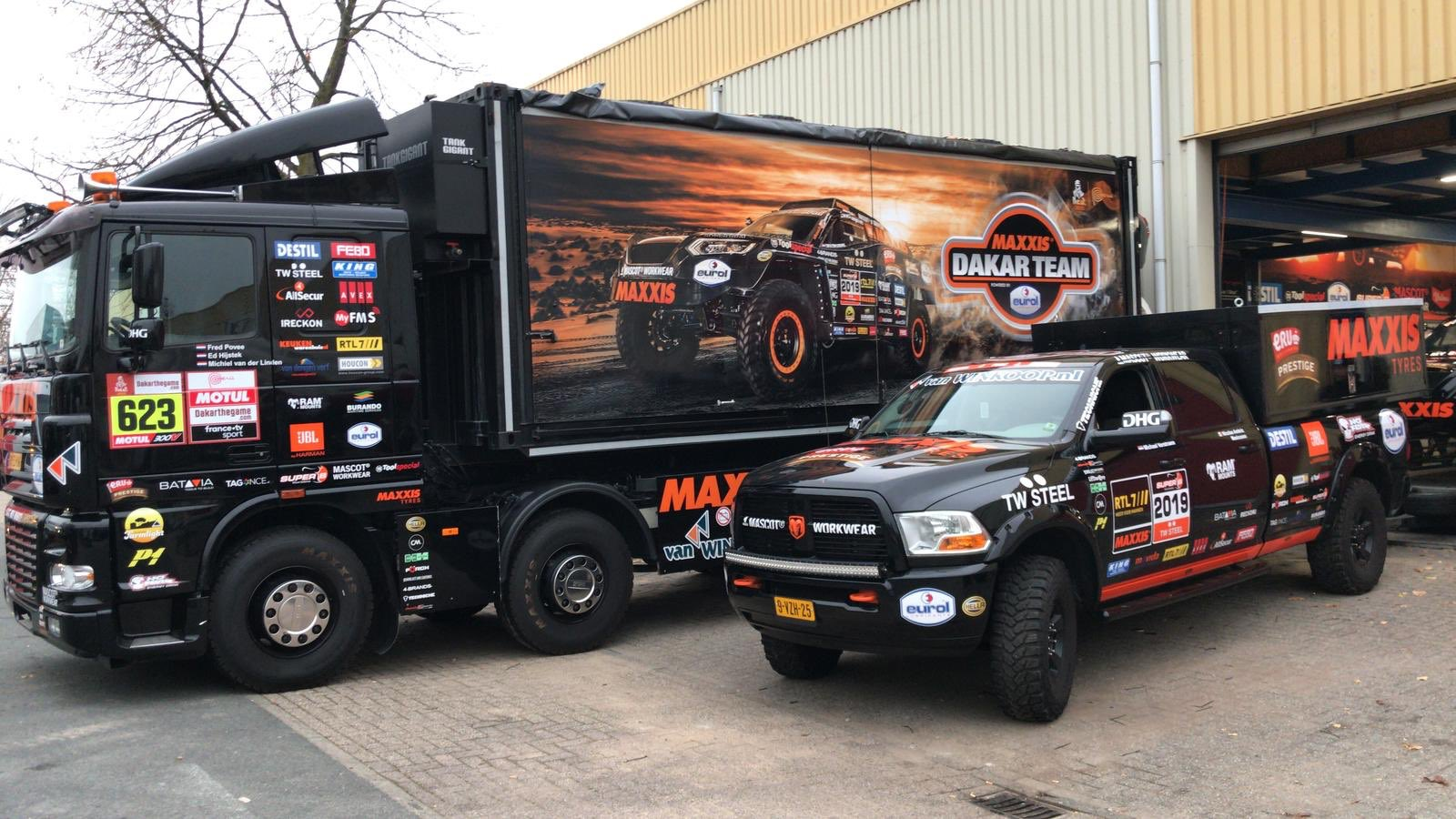 Tom Coronel On Twitter Our Dakar2019 Support Truck Beast347 Newbeetleorgexploded Diagrams Part Numbers Gooood Stuff And Presscar Are Route To Lehavre For A Long Boat Trip Peru Yes