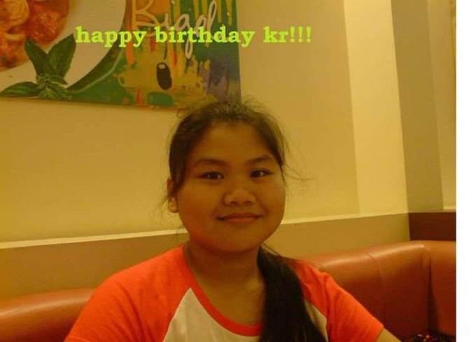 Happy birthday hahahahahahaha! Taylor swift is shaking hahaha  Photo (c)