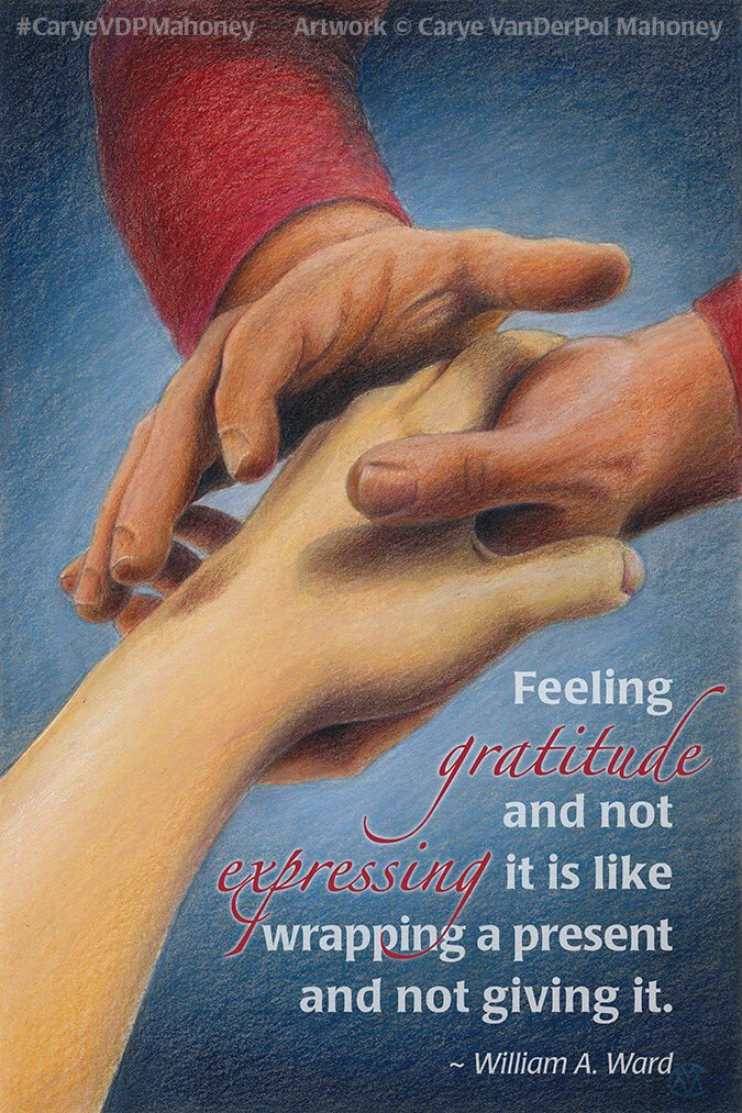 Happy Thanksgiving! What and who are you Thankful for today?  #quote #hands #kindness #share #art #artist #gratitude #thankful #thankfulness #thanksgiving #colouredpencil #coloredpencil #watercolor #watercolour #ink #drawing