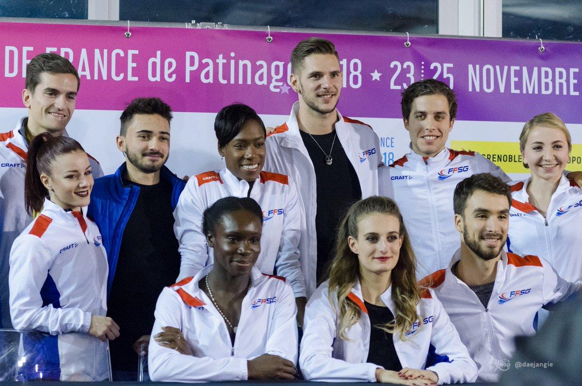 GP - 6 этап. Nov 23 - Nov 25, Internationaux de France, Grenoble /FRA - Страница 5 DsoA1zDWkAAGiIp