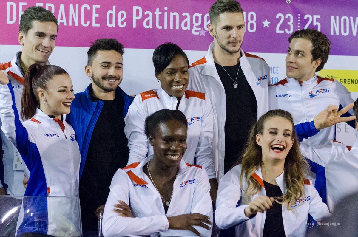 GP - 6 этап. Nov 23 - Nov 25, Internationaux de France, Grenoble /FRA - Страница 5 DsoA1znXcAA0Ylb