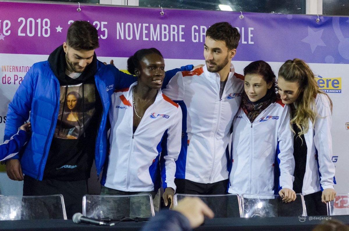 GP - 6 этап. Nov 23 - Nov 25, Internationaux de France, Grenoble /FRA - Страница 5 DsoAdnbXQAAfwn2