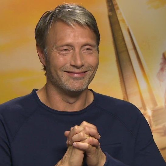 Happy Birthday wishes to our Galen Erso, Mads Mikkelsen!!