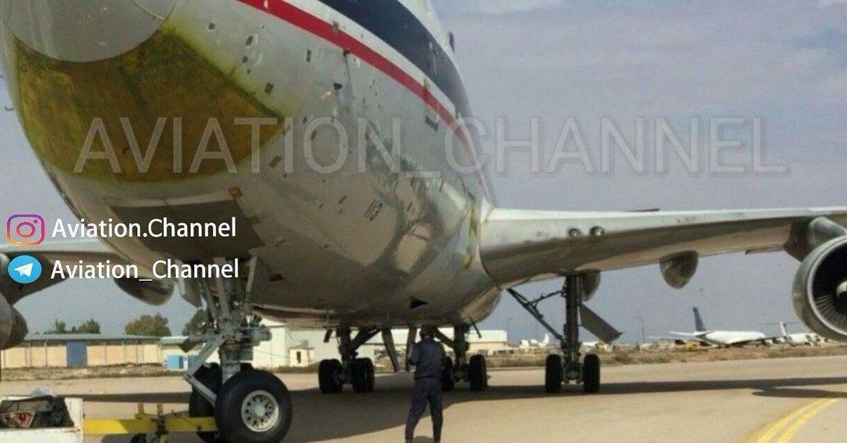 مصدر عسكري في سوريا: أنظمة الدفاع الجوي تتصدى لعدوان صاروخي شنته إسرائيل على مطار دمشق الدولي DsoHMXhXcAA3-2B
