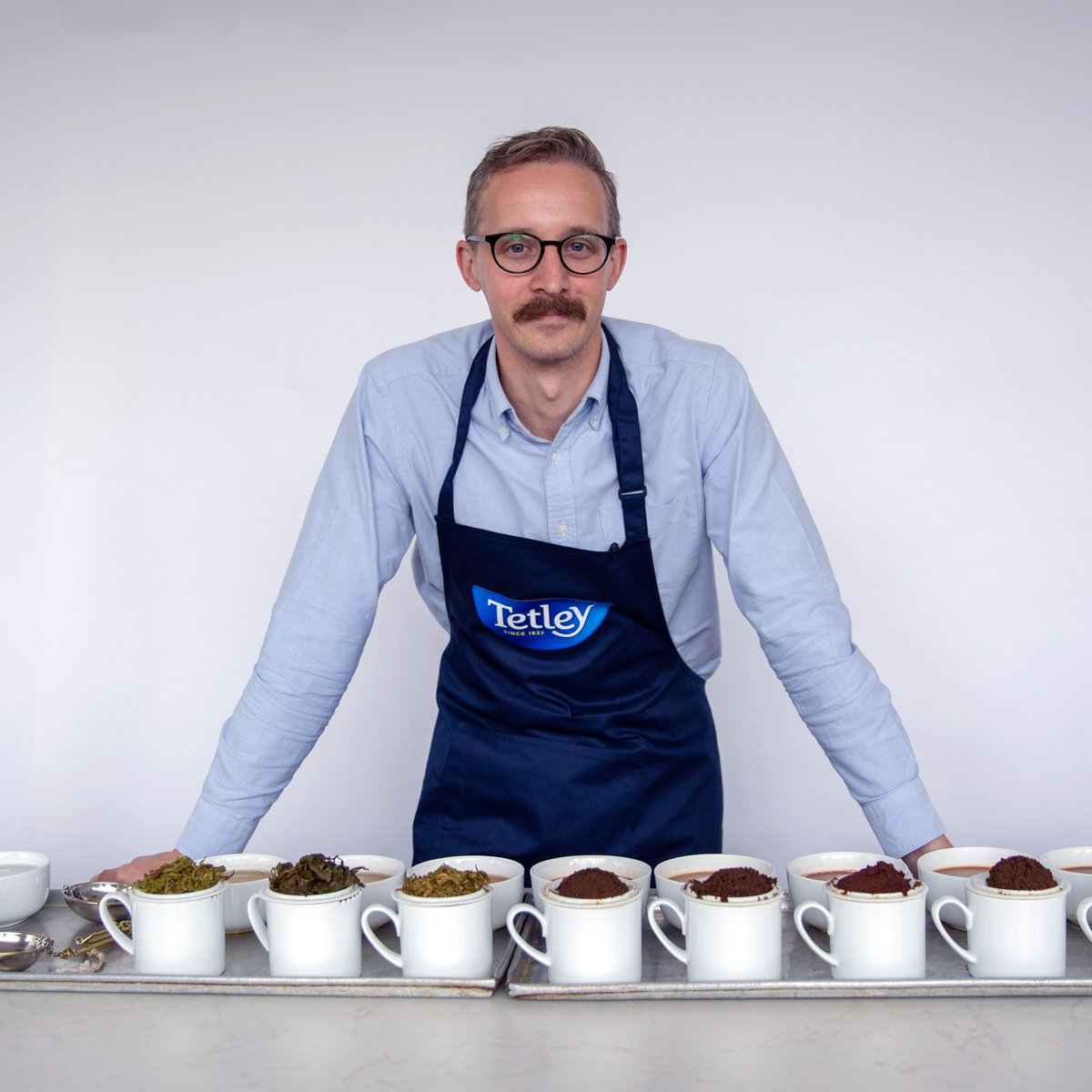 Put the kettle on, make yourself comfortable and meet our Master Blender, Sebastian Michaelis, as he tells us what it takes to create Tetley's world-famous blend of tea. Listen here: https://www.bbc.co.uk/sounds/play/w3cswpng …