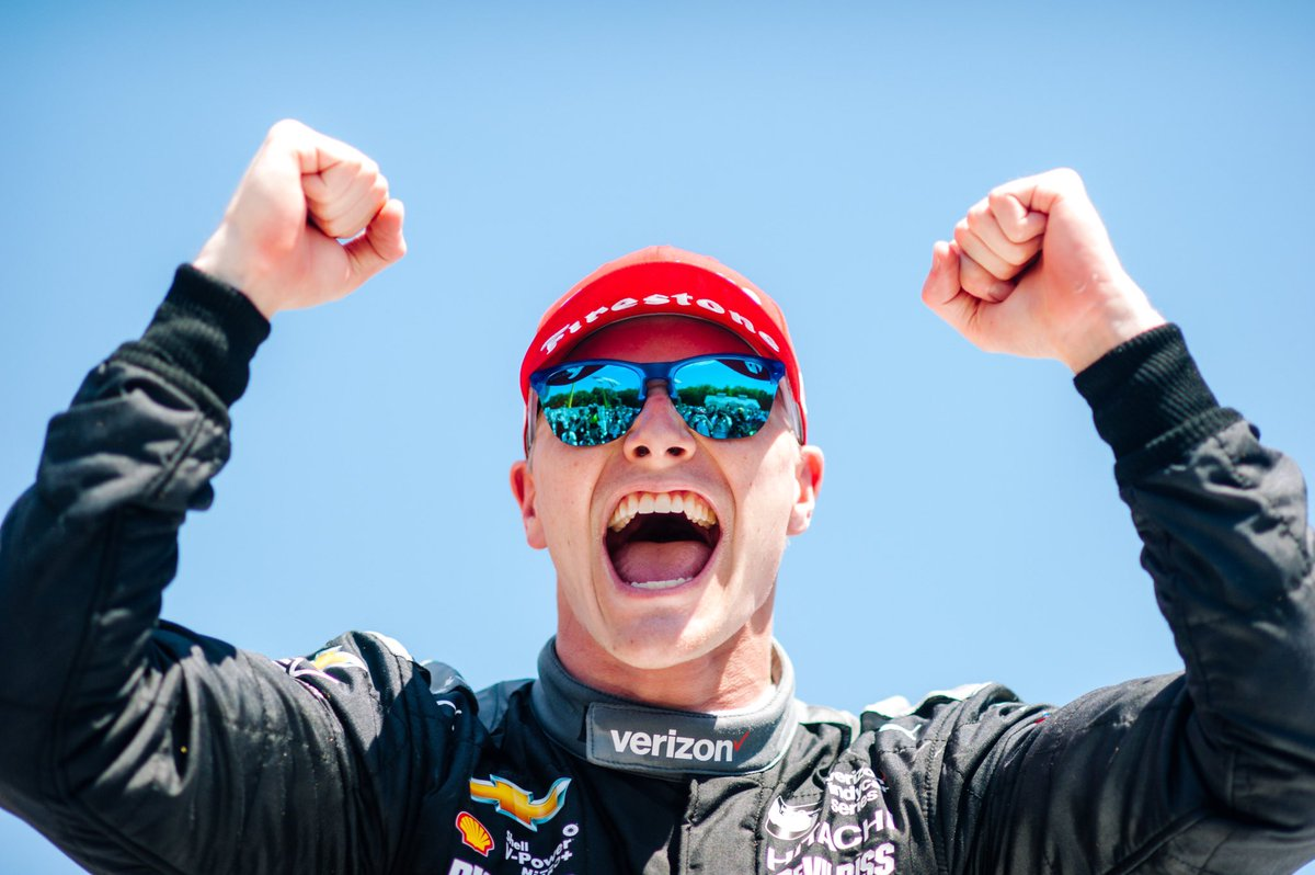 #TFW Mom says the turkey is done. #HappyThanksgiving @IndyCar fans!