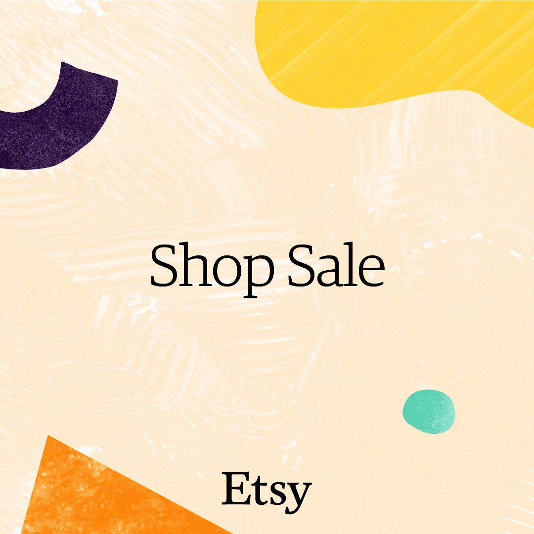 Sale time! Check my Etsy shop to see what's on sale for Etsy's Cyber Sales Weekend. See shop for details. #EtsyCyberSalesWeekend https://t.co/sJMAV4OjDw https://t.co/9RlGr81ul9