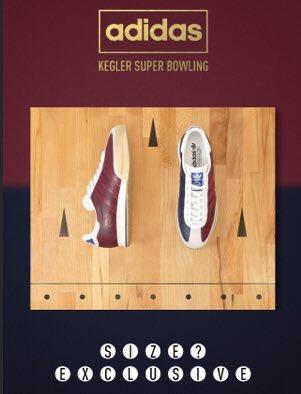 adidas originals kegler super bowling